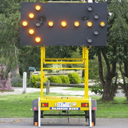 Arrow Boards for Traffic Control